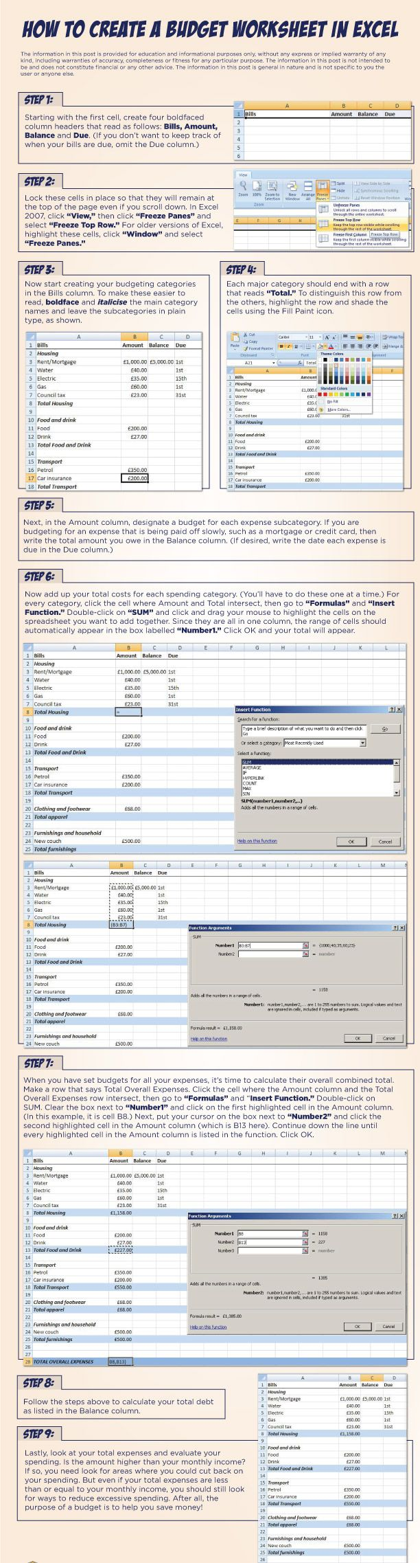 microsoft office accounting software tutorial pdf