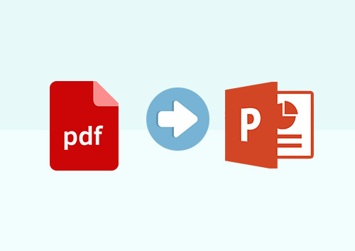 how to transfer powerpoint to pdf