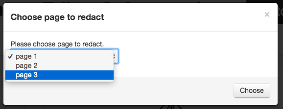 show a pdf in modal bootstrap