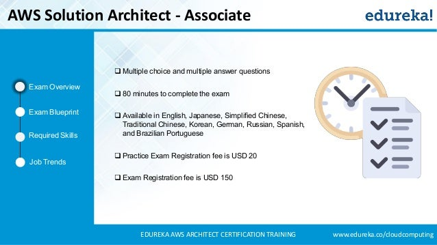 aws certified solutions architect associate practice exam pdf