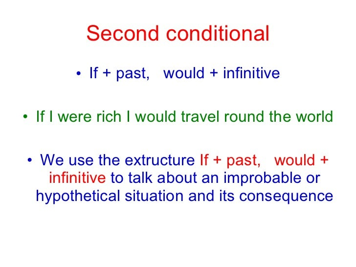 zero first and second conditional exercises pdf