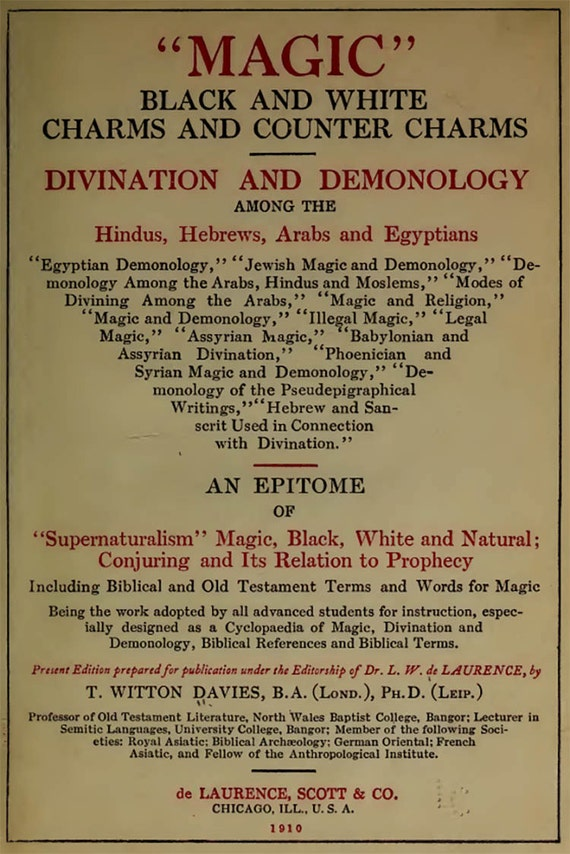 encyclopedia of demons and demonology pdf
