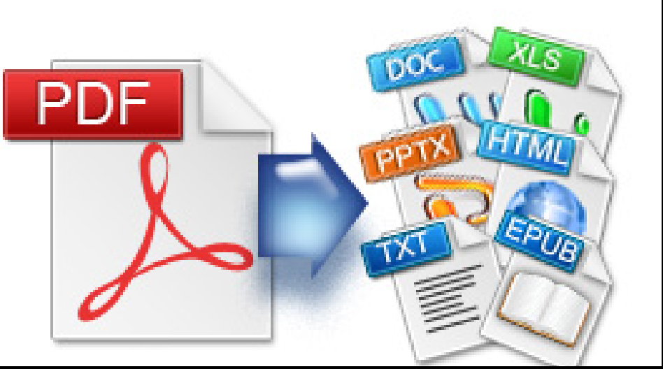 pdf to word excel converter software