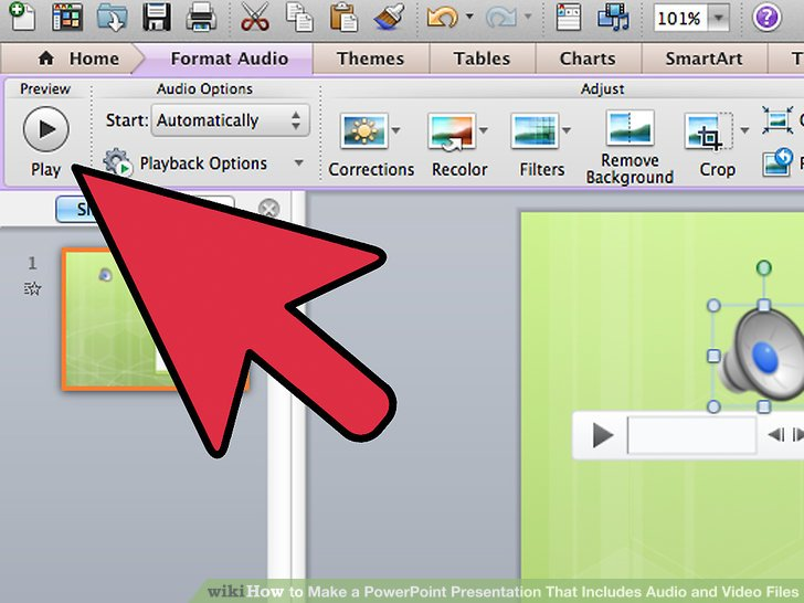 how to make a slideshow from pdf documents