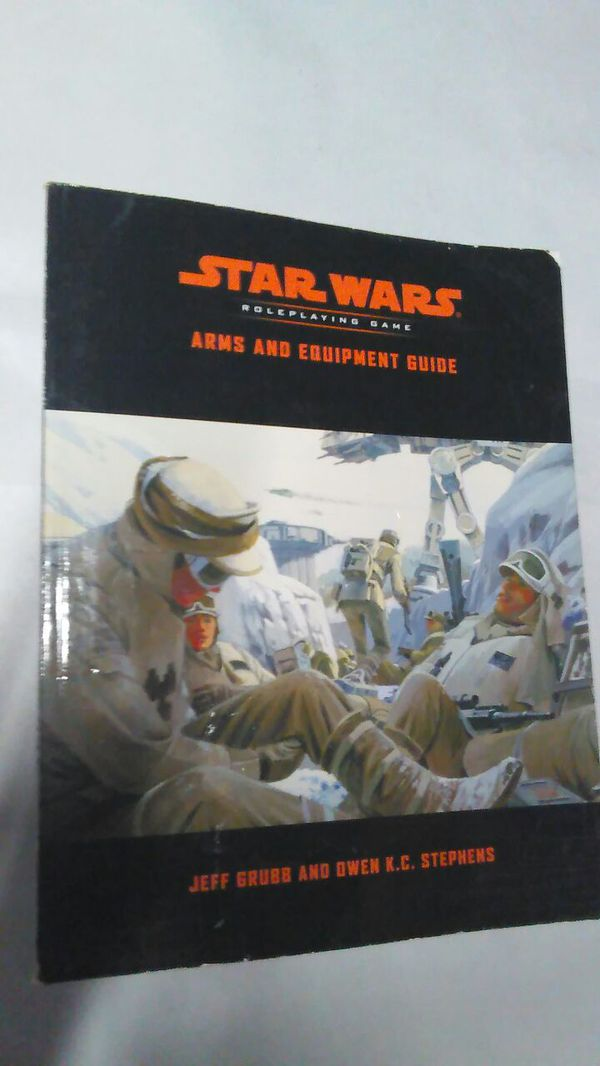 star wars roleplaying game arms and equipment guide pdf